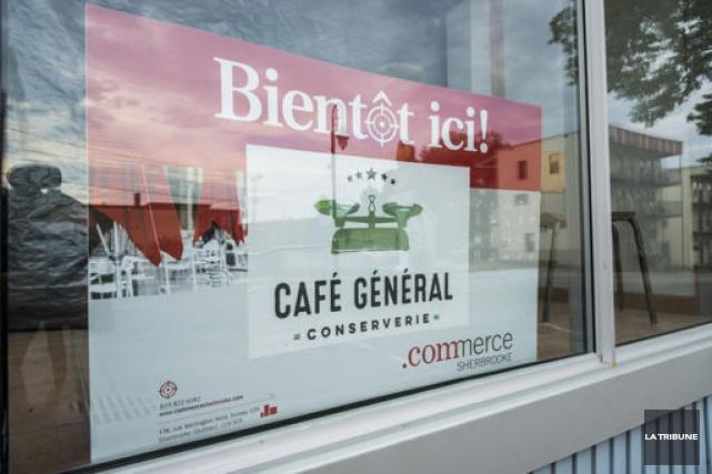 Le secteur de la rue Alexandre a attiré un nouveau petit commerce. Cette fois,... (Imacom, Frédéric Côté)