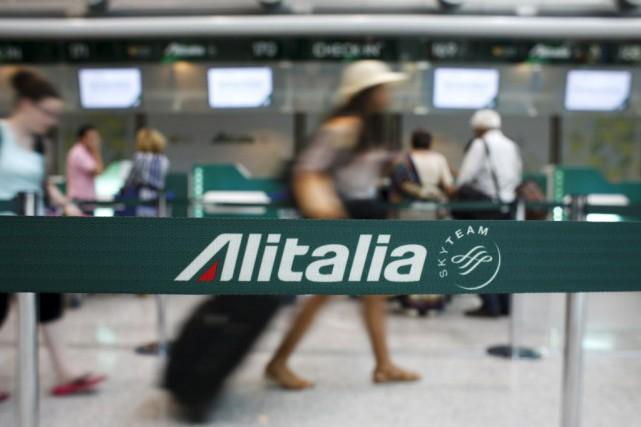 L'activité de l'aéroport de Rome-Fiumicino avait déjà été... (Photo Max Rossi, archives Reuters)