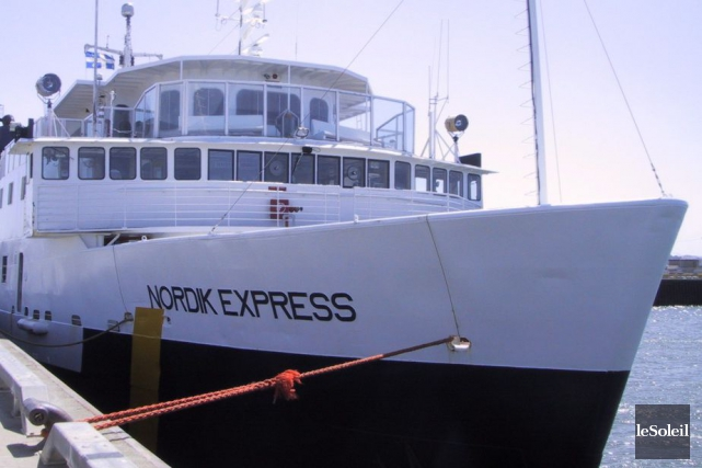 Le Nordik Expressreprend du service.... (Photothèque Le Soleil)