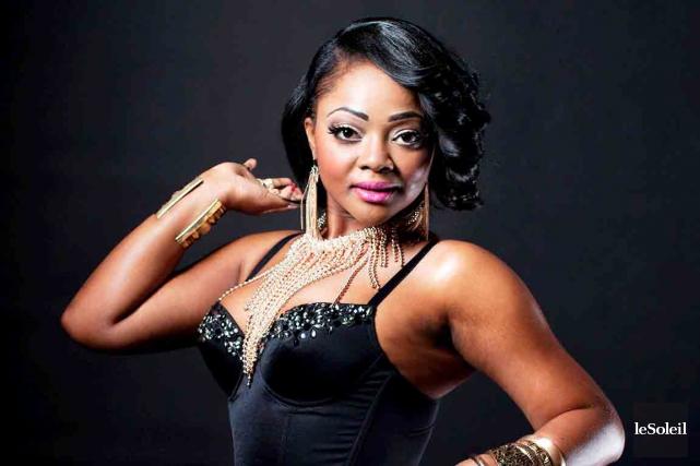Accompagnée de nombreux artistes, la chanteuse Blandine animera... (Photothèque Le Soleil)