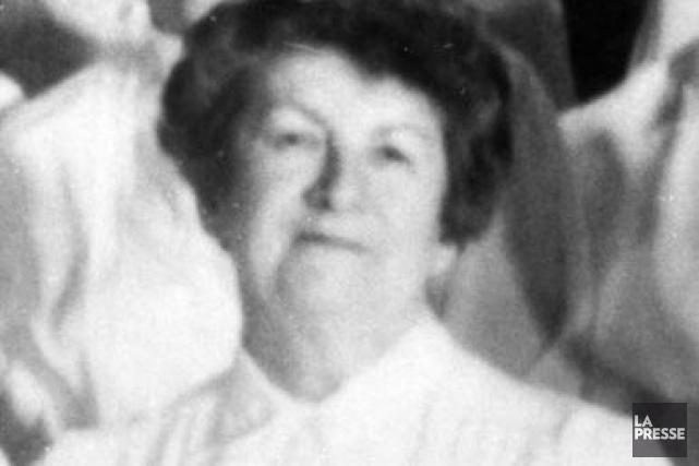 Lucille Morin était une personne impliquée dans sa... (Photo archives La Presse)