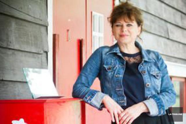 Martine Francke... (Imacom, Jessica Garneau)