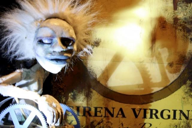 Le spectacle le Cirque Orphelin du théâtre de...