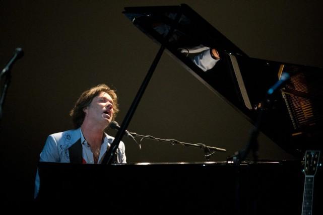 Rufus Wainwright a offert un concert aux allures...