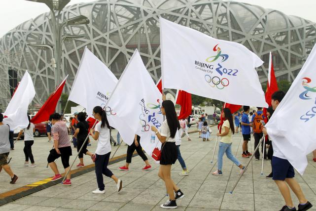Pékin pourraitdevenir la première ville à accueillir à... (Photo Reuters)