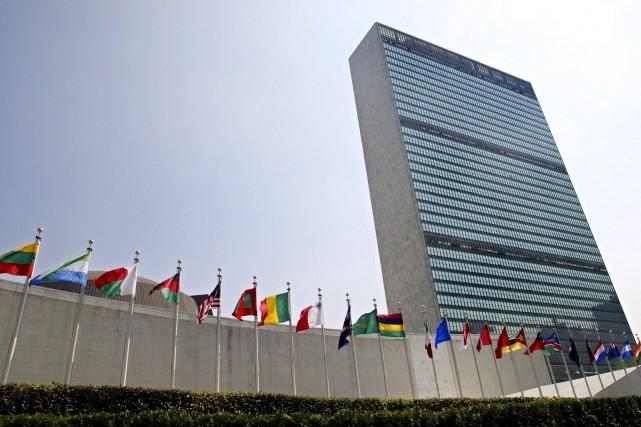 L'Assemblée générale des Nations unies (ONU) a adopté jeudi à l'unanimité sa... (PHOTO ARCHIVES AP)