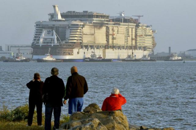 La fréquentation touristique a connu un bond en... (Photo GEORGES GOBET, AFP)