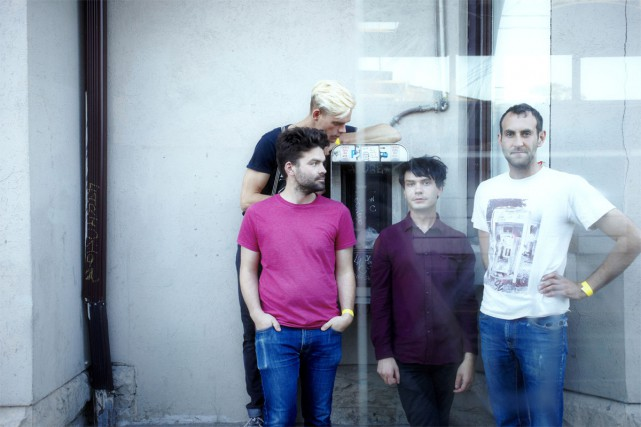 Le groupe Viet Cong sera sur la scène... (PHOTO DAVID WALDMAN, FOURNIE PAR KILLBEAT MUSIC)