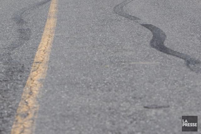 Cinq automobilistes, dont deux enfants, ont été blessés, jeudi lors d'une... (Archives La Presse)