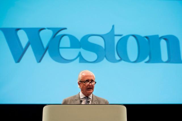 Le président du conseil d'administration de Weston, W.GalenWeston.... (PHOTO NATHAN DENETTE, ARCHIVES PC)