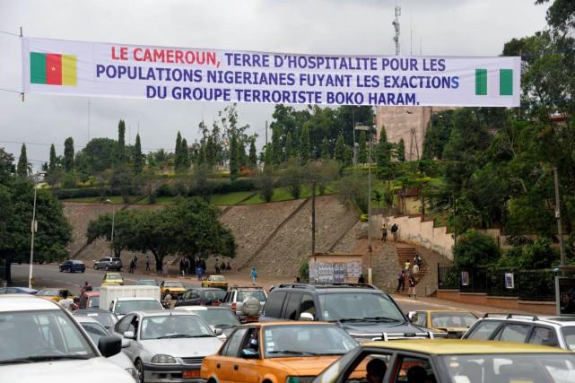 Deux jours avant une visite du président nigérian... (Photo RAINNIER KAZ, AFP)