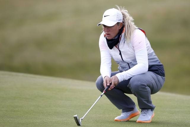 Suzann Pettersen... (PHOTO REUTERS)