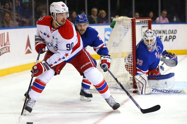 Marcus Johansson... (PHOTO ARCHIVES USA TODAY)