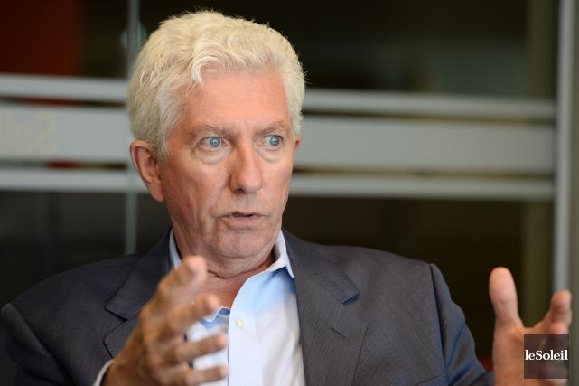 Le chef du Bloc québécois Gilles Duceppe s'est... (Photo Erick Labbé, Le Soleil)