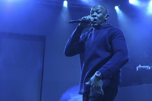 Dr. Dre est devenu l'un des musiciens les... (PHOTO SCOTT ROTH, ARCHIVES AP)