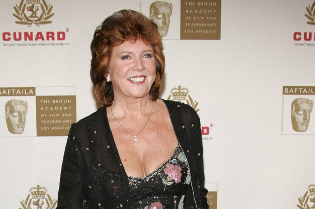 Cilla Black, en 2005... (Photo Frazer Harrison, archives AFP)
