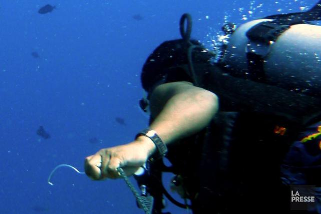 Les épaves sont nombreuses sur la Côte-Nord, et... (Photothèque La Presse)