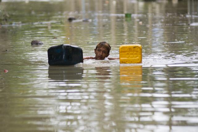 Les Nations unies se sont déclarées «préoccupées» par... (PHOTO AFP)