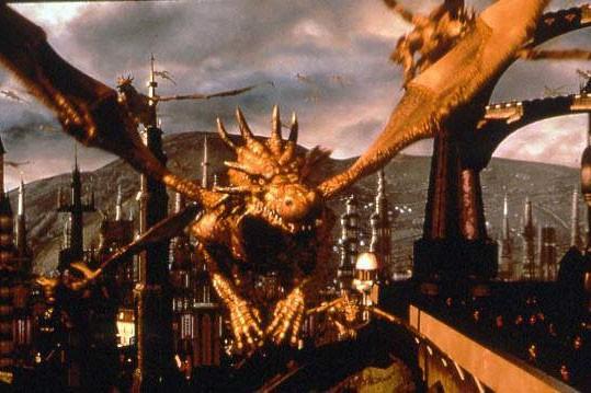 Donjons et dragons avait fait l'objet d'une adaptation... (PHOTO SILVER PICTURES)