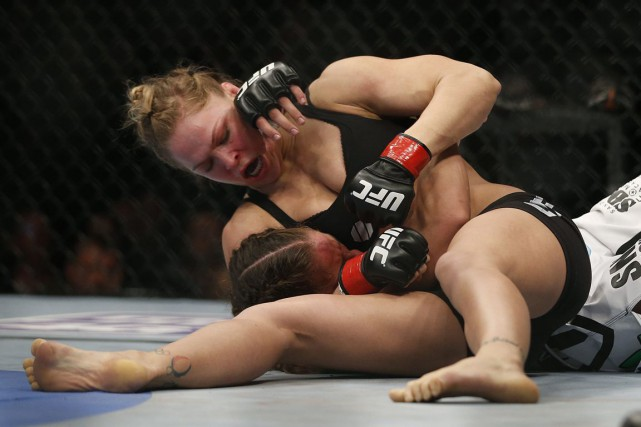 Ronda Rousey... (Photo : Jae C. Hong, AP)