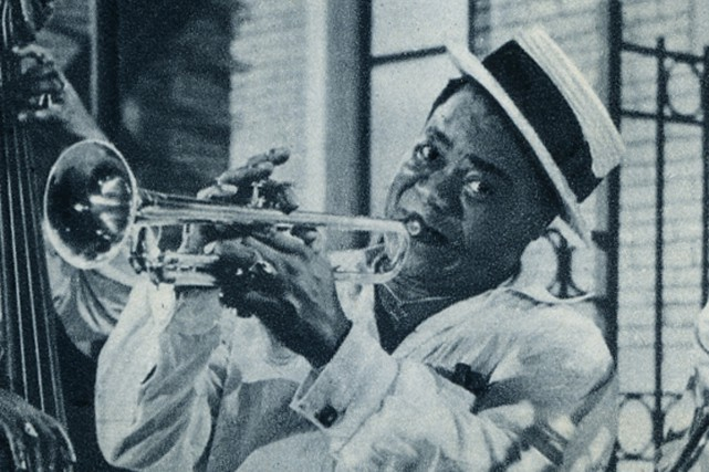 Intitulée Satchmo: His Live in New Orleans, l'exposition présente... (Photo d'archives)