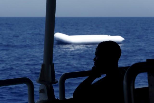 Plus de 104 000 migrants d'Afrique, du Proche-Orient... (Photo Darrin Zammit Lupi, Reuters)