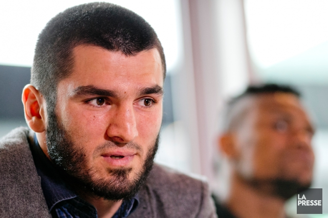 Artur Beterbiev... (Photo David Boily, archives La Presse)