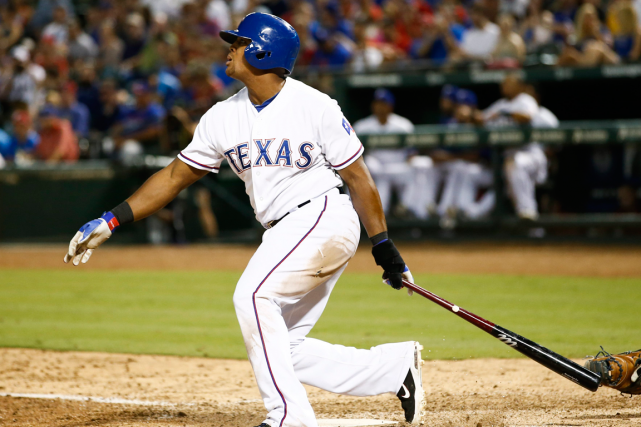 Adrian Beltre... (Photo Jim Cowsert, AP)