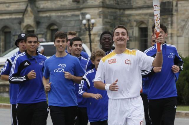 Les Jeux parapanaméricains de Toronto, les premiers de... (Simon Séguin-Bertrand, LeDroit)