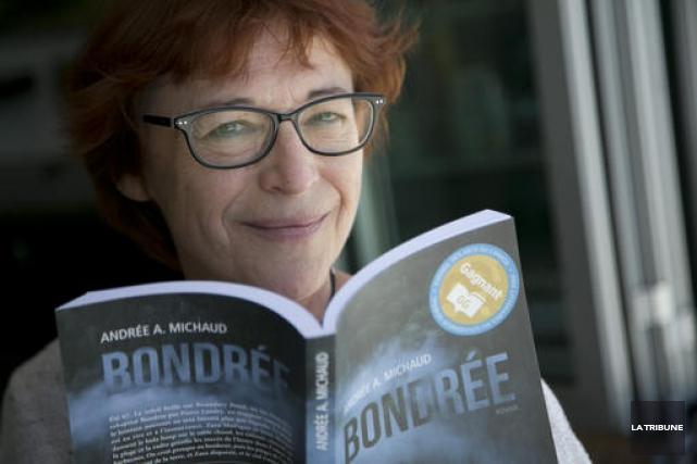 Andrée A. Michaud... (Imacom, René Marquis)