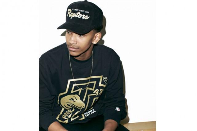 Drake d�voile les nouveaux uniformes des Raptors