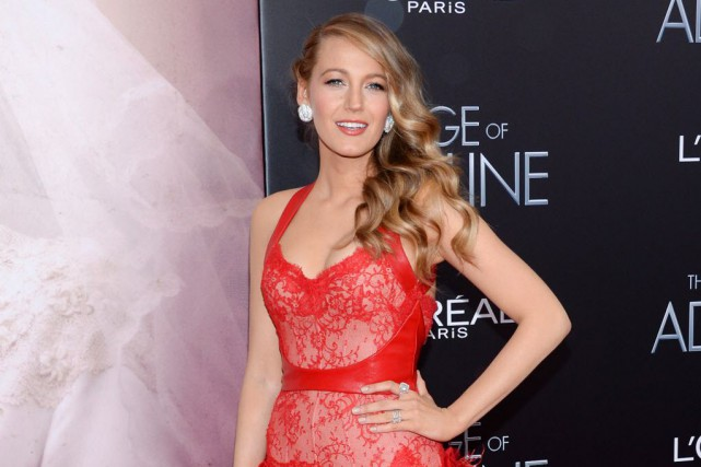 Blake Lively... (Photo Evan Agostini/Invision, archives AP)