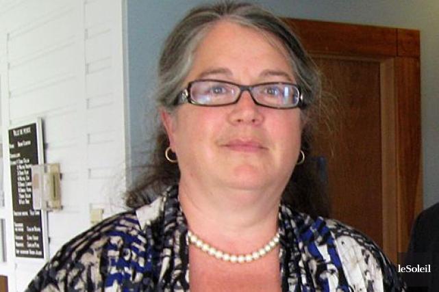 Diane Lebouthillier, candidate libérale de la circonscription de... (Photothèque Le Soleil)