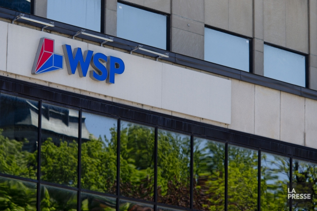 Groupe WSP Global était auparavant connu sous le... (PHOTO DAVID BOILY, ARCHIVES LA PRESSE)