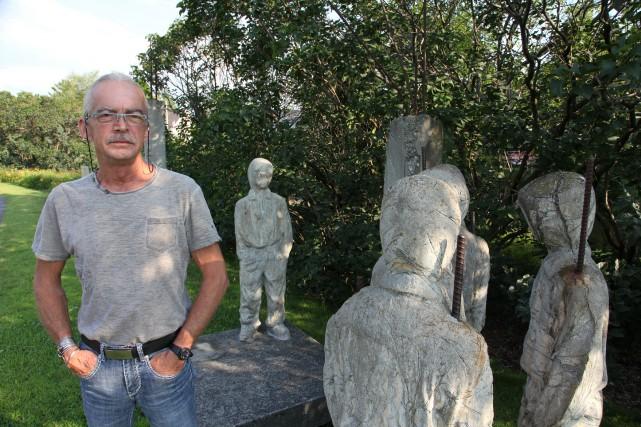 Roger Lapalme agira à titre de directeur artistique... (Alain Dion)