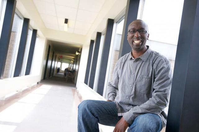 Le professeurPatrick Dramé... (Courtoisie, Université de Sherbrooke)
