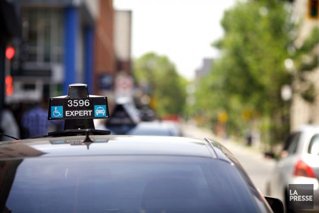 Les chauffeurs ont huit semaines pour se doter... (PHOTO SARAH MONGEAU-BIRKETT, ARCHIVES LA PRESSE)
