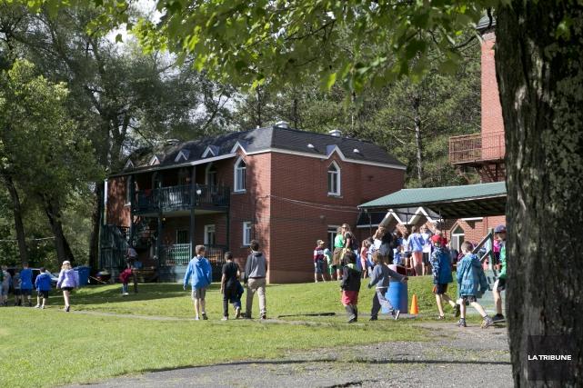 Après 28 ans d'existence, le Camp Val-Estrie promet de se réinventer et annonce... (Imacom, René Marquis)