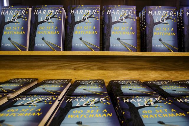 Une librairie dans le nord du Michigan offre aux lecteurs ayant acheté Go... (PHOTO ARCHIVES AP)