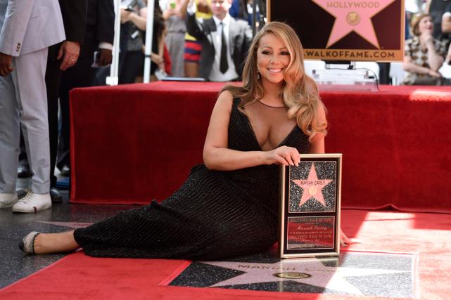 Mariah Carey... (Photo Chris Pizzello, AP)