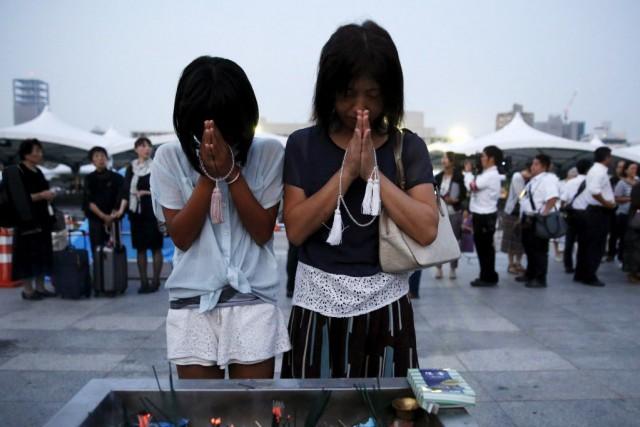 On estime à 140 000 le nombre de... (Photo Toru Hanai, Reuters)