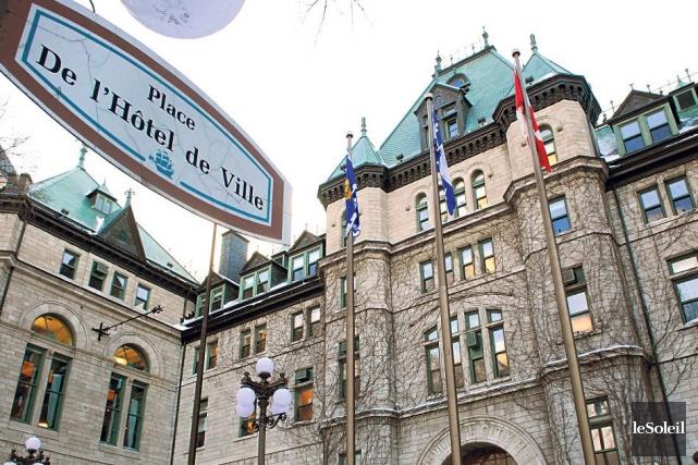 «La Ville de Québec ne s'est pas assurée... (Photothèque Le Soleil, Patrice Laroche)