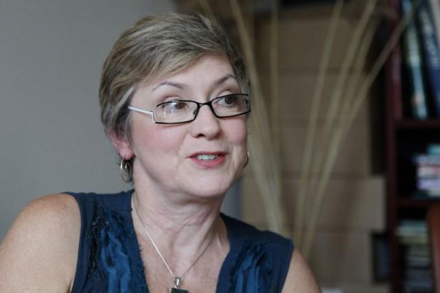 Gretta Vosper, âgée de 57 ans, a été... (Photo Colin Perkel, La Presse canadienne)