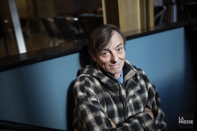 Robert Lalonde vient de terminer l'écriture de Spasme... (photo archives La Presse)