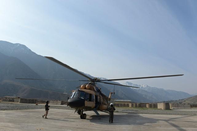 D'après un haut responsable de l'armée afghane responsable... (PHOTO ARCHIVES AFP)