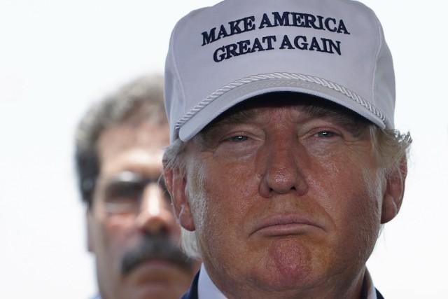 Les regards seront fixés sur Donald Trump, à... (PHOTO ARCHIVES REUTERS)