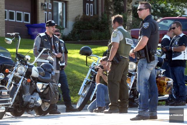 Un rassemblement de motards a eu lieu en... (Imacom, Maxime Picard)