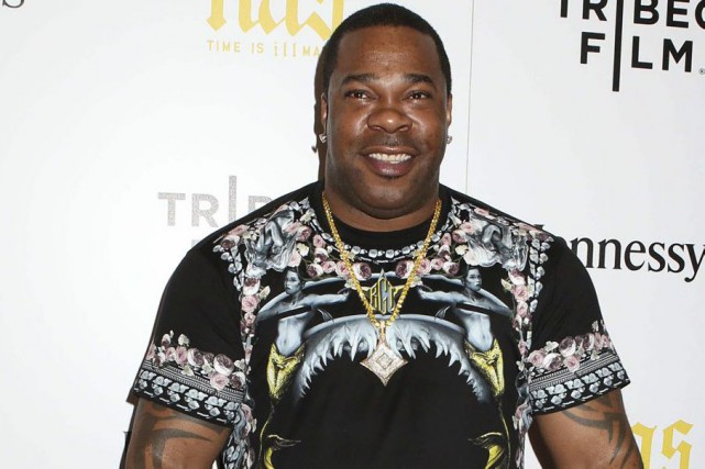 Busta Rhymes... (PHOTO ARCHIVES AP)
