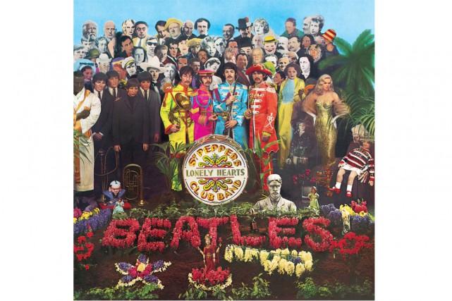 Un demi-siècle plus tard une des plus fameuses rivalités de l'histoire du rock,...