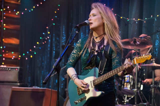 Meryl Streep dans Ricki and the Flash.... (PHOTO FOURNIE PAR SONY PICTURES)